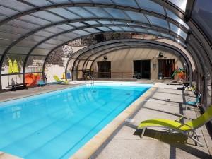 Photo piscine Pont de Labeaume