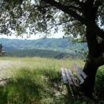 Soulhets - Calvaire et banc