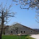 Village-La salle polyvalente et la Place des cerisiers