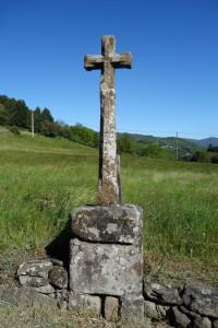 Croix  à Larmande