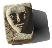 Tête romane